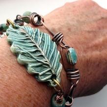 Spruce Bough Bracelet Wrap
