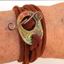 Adirondack Heritage Wrist Wrap Tutorial